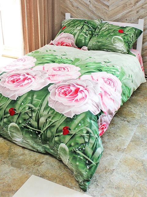 Комплект постільної білизни двоспальний At Home 4465808