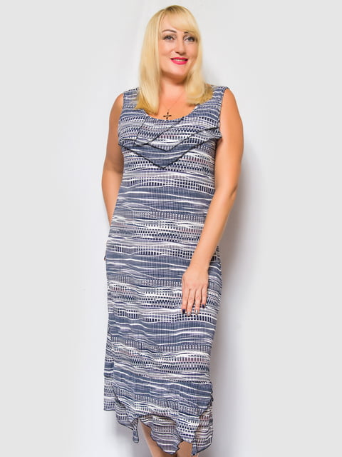 Платье в принт LibeAmore 4469257