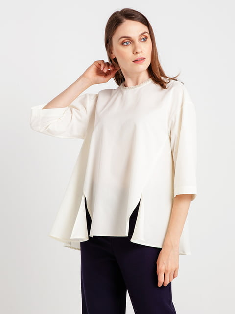 Блуза молочного кольору BGN 4472632