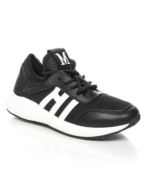 Кросівки чорні Fashion 4441443