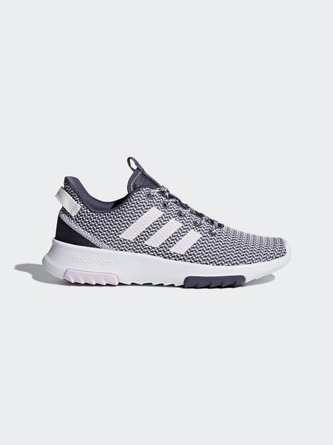 Кроссовки серо-белые Adidas 4460407