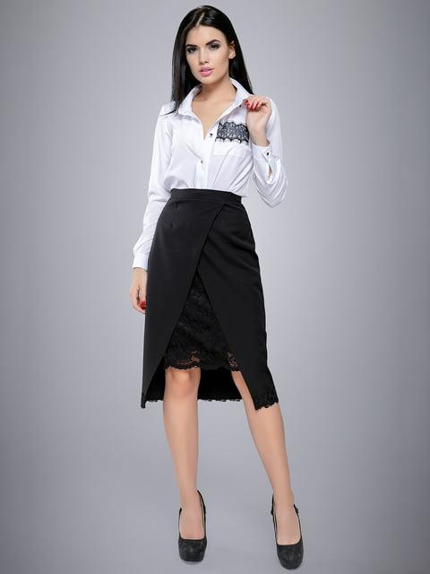 Рубашка белая Seventeen 4479667