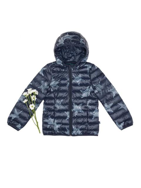 Куртка синяя Benetton 4427801