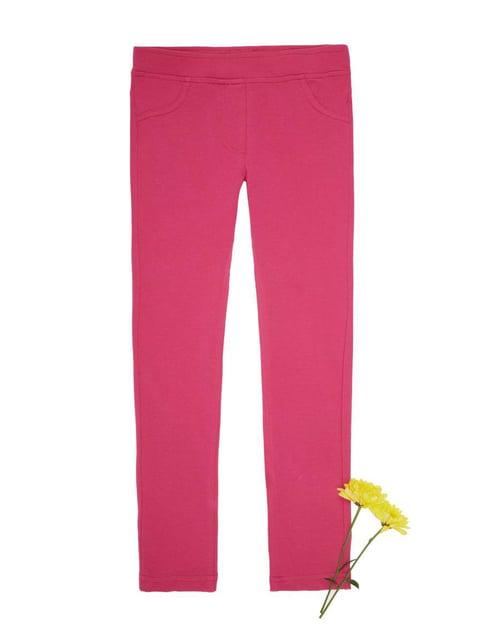 Брюки розовые Benetton 4428047