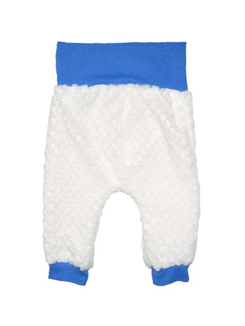 Штани молочного кольору finesko 3878855