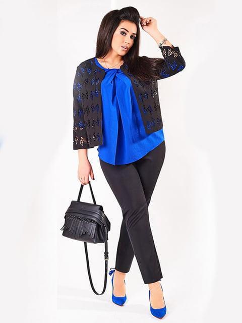 Костюм: блуза, жакет и брюки LibeAmore 4488759