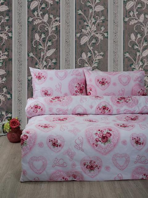 Комплект постельного белья двуспальный (евро) LOTUS 4400040