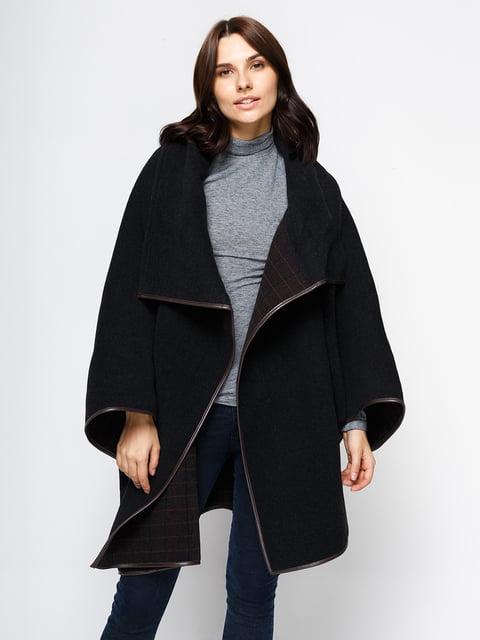 Пальто сіре Dolcedonna 4467579