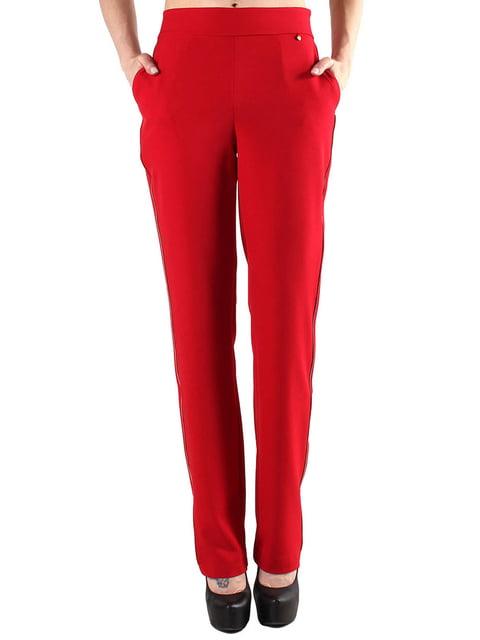 Брюки красные Sexy Woman 4489925
