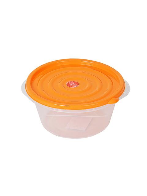 Контейнер для харчових продуктів - круглий (1,75 л) Trendy 4491159
