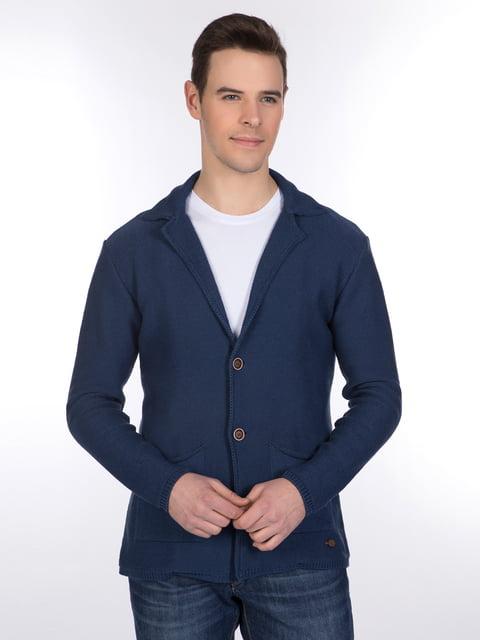 Кофта синя Giorgio di Mare 4138184