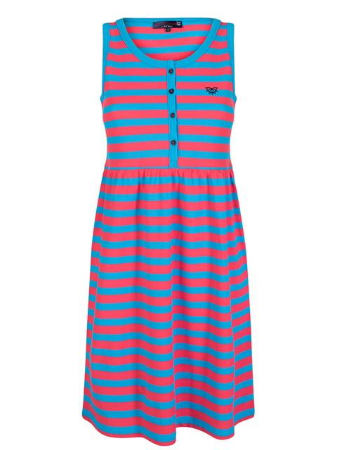 Сукня в смужку Giorgio di Mare 4376958