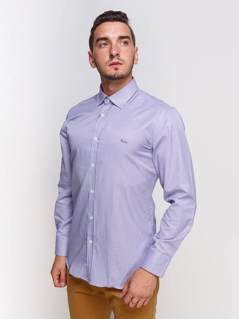 Рубашка в полоску HARMONT & BLAINE 2333216