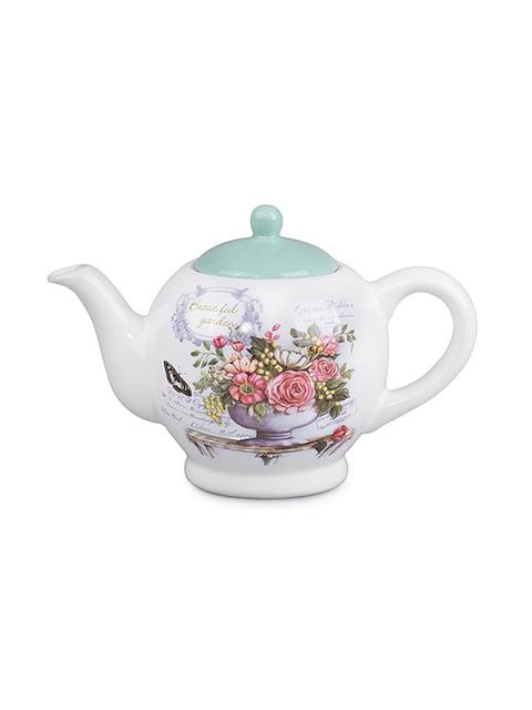 Чайник заварювальний «Свіжий букет» (730 мл) LEFARD 4493169