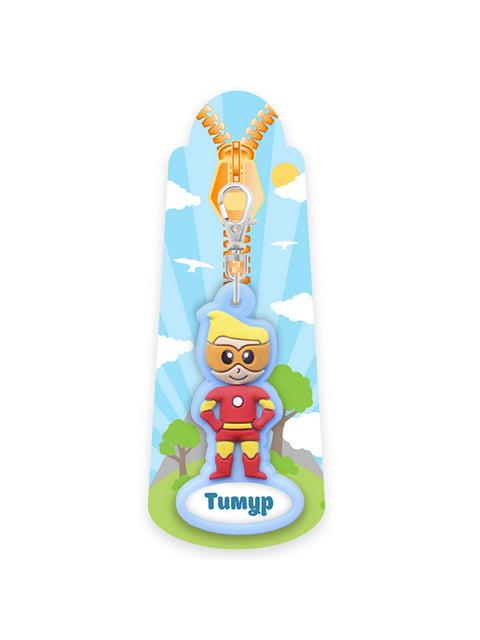 Брелок на застёжку-молнию «Тимур» Be Happy 4494793