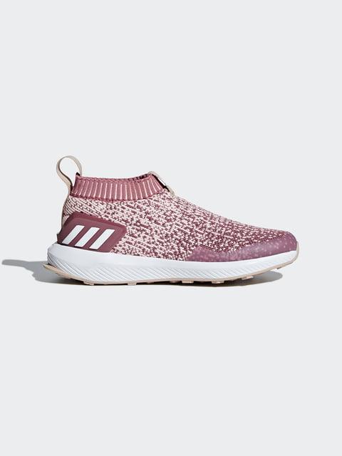 Кросівки малинового кольору Adidas 4494327