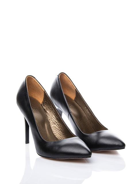 Туфли черные La Rose 1852992