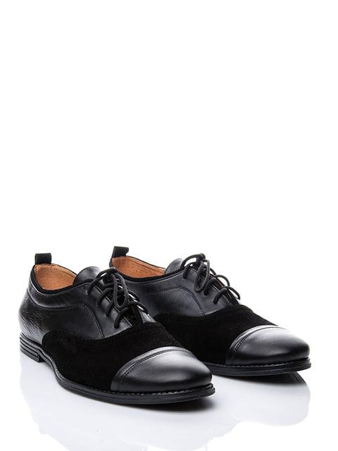 Туфлі чорні La Rose 2511929