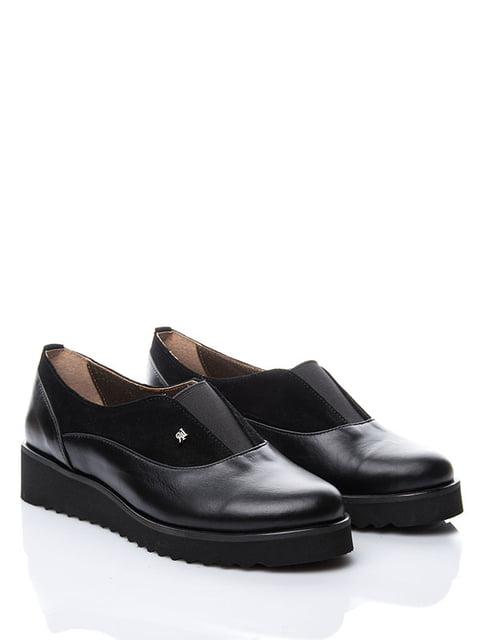 Туфлі чорні La Rose 3168986