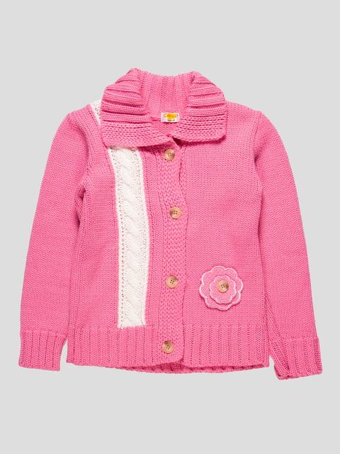 Кофта розовая CAMIZA 3808417