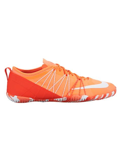 Кроссовки оранжевые Free 1.0 Cross Bionic 2 Nike 2164478