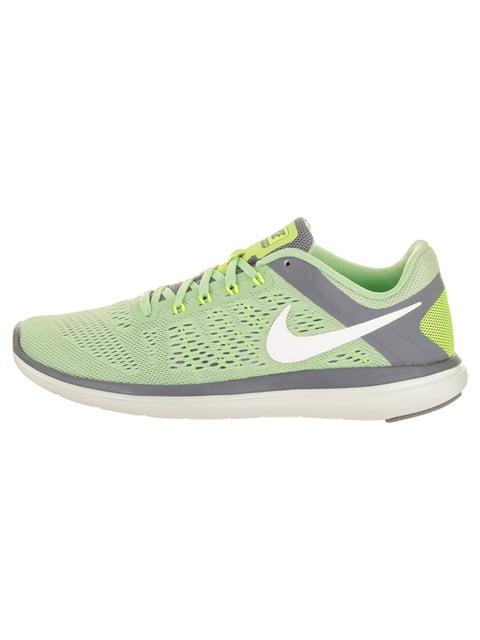Кроссовки салатовые Wmns Flex Nike 3012393