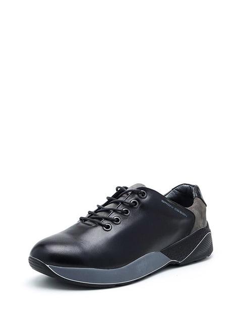 Кроссовки черные Broni 4504905