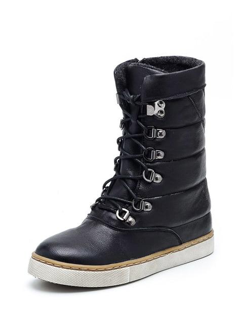 Сапоги черные Broni 4505080