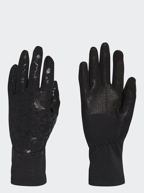 Рукавички чорні Adidas 4492534