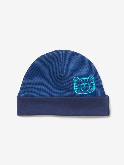 Шапка синя Oviesse 4510687