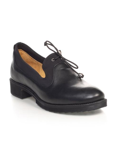 Туфлі чорні Rifellini 4511301