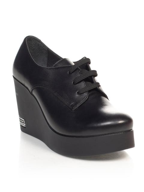 Туфли черные PERA DONNA 4511302