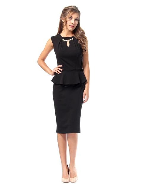 Платье черное Lada Lucci 4518842