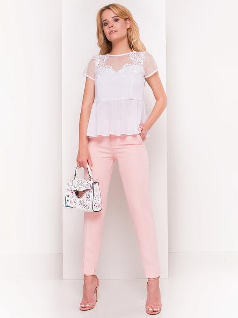 Блуза біла Modus 4384361