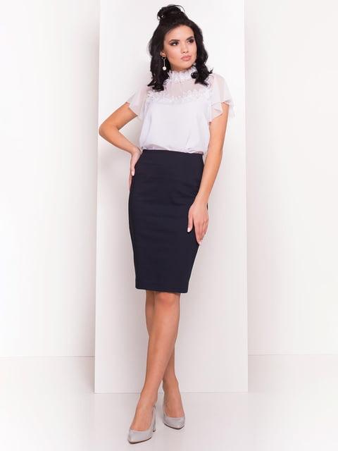 Блуза біла Modus 4384378