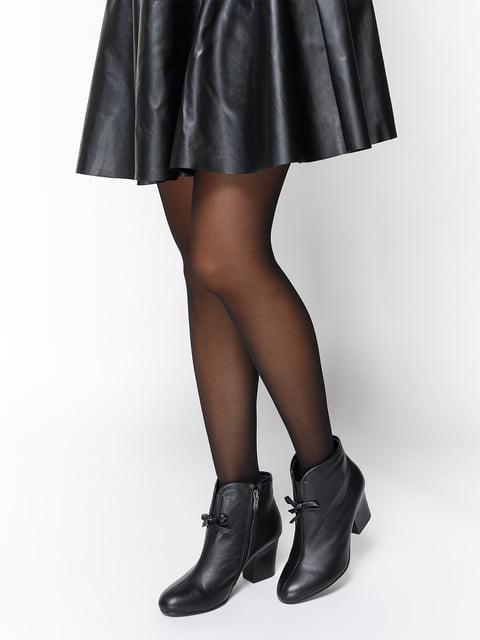 Ботинки черные NUBE 4498230