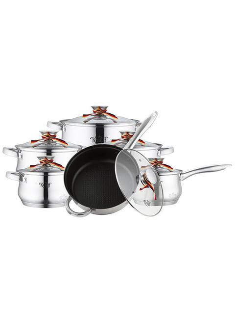 Набір посуду (12 предметів) Krauff 4519361