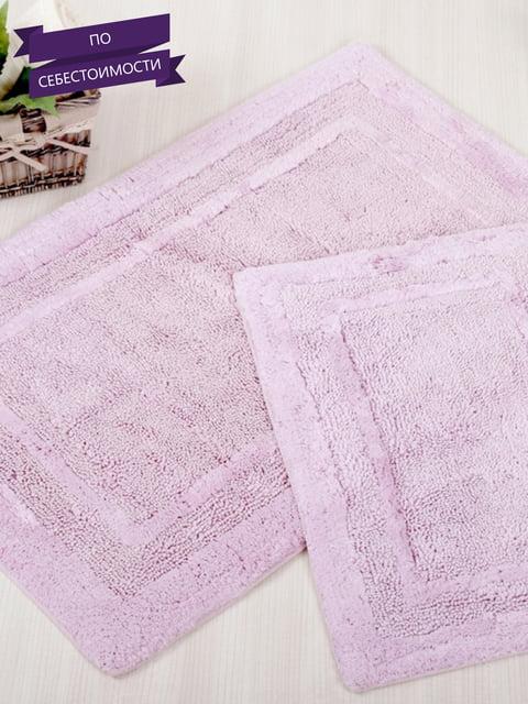 Набір килимків для ванної кімнати (2 шт.) IRYA 3826397