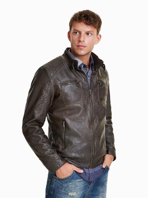 Куртка коричневая Desigual 4524265