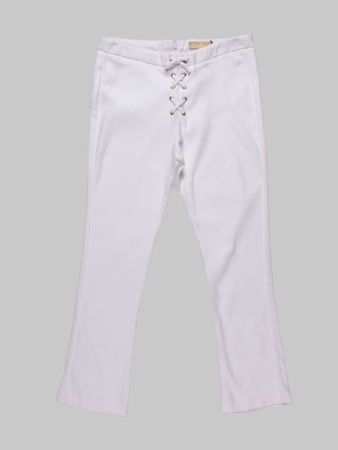 Штани білі Zara Kids 2435868