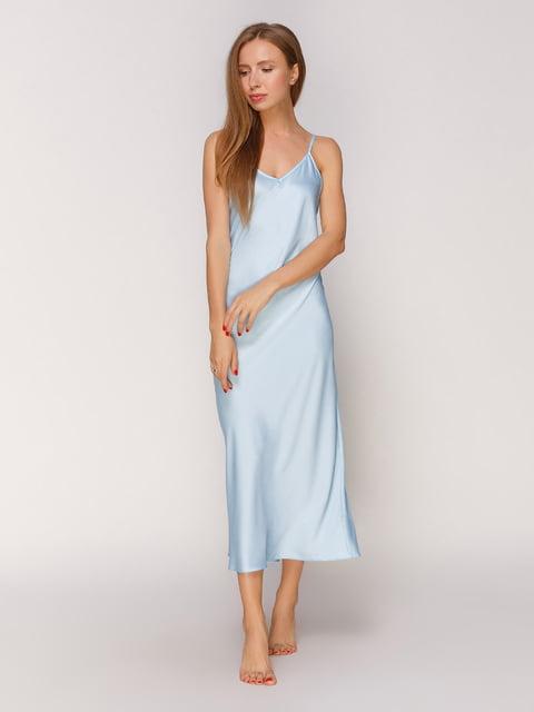 Рубашка ночная голубая Lapin 4519403