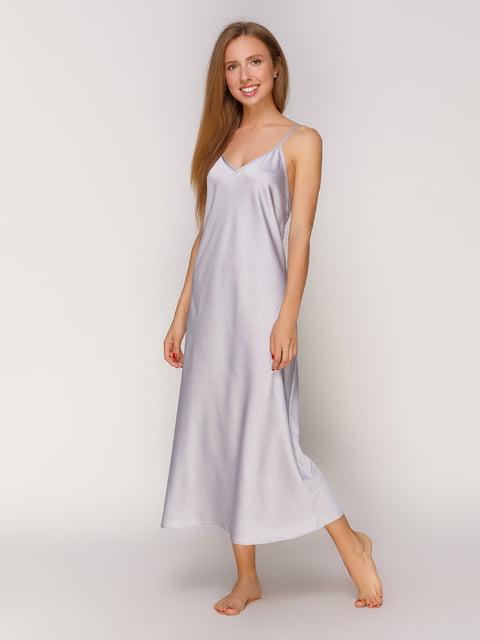 Рубашка ночная серая Lapin 4519406