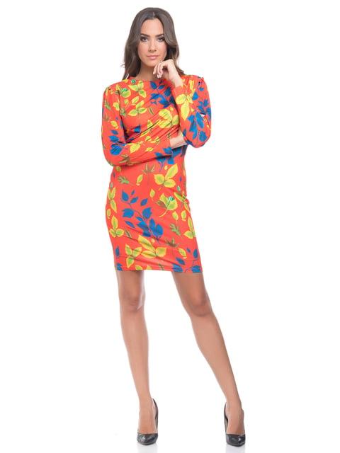Сукня в принт Chic By Tantra 4525921