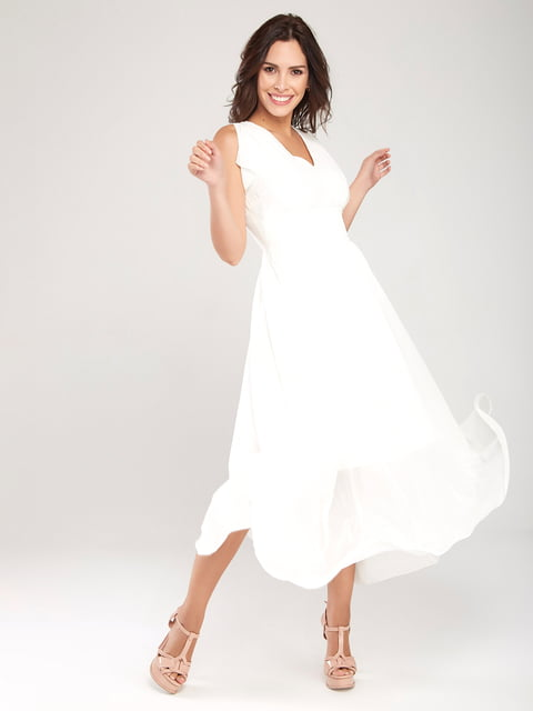 Сукня біла LARANOR 4526431