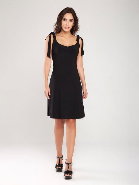 Платье черное LARANOR 4526441