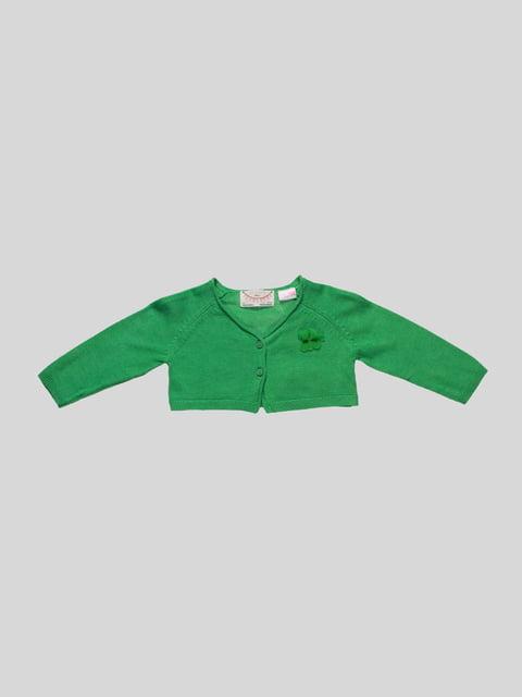 Болеро зелене Zara Kids 2442033