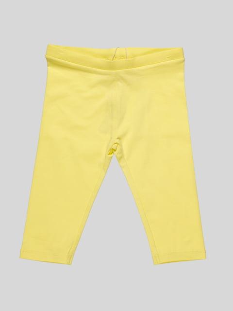 Бриджи желтые Zara Kids 2435476