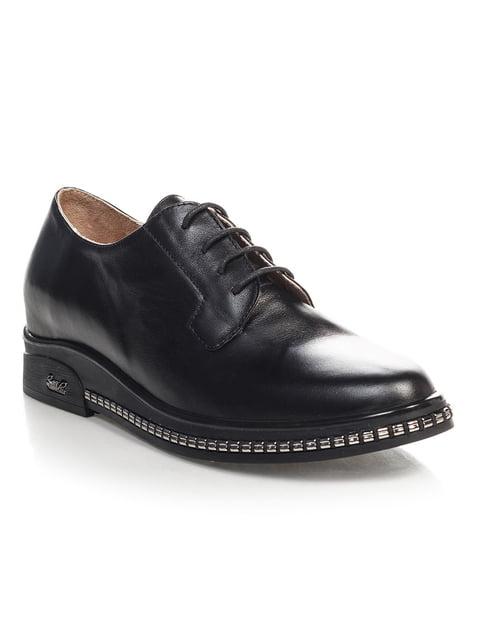Туфли черные Guero 4520825