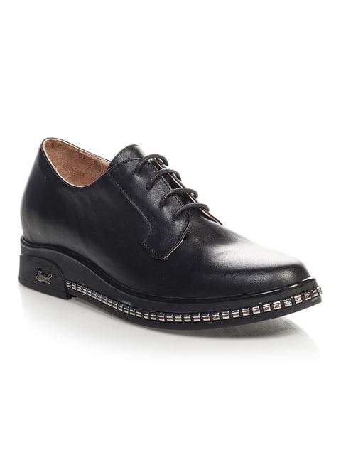 Туфли черные Guero 4520824