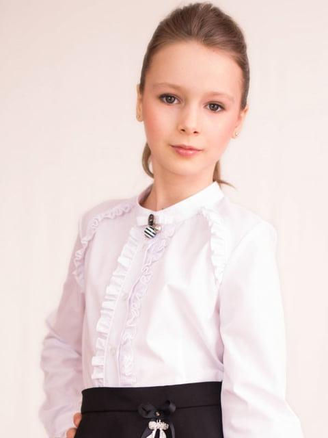 Блуза біла Albero 4389404